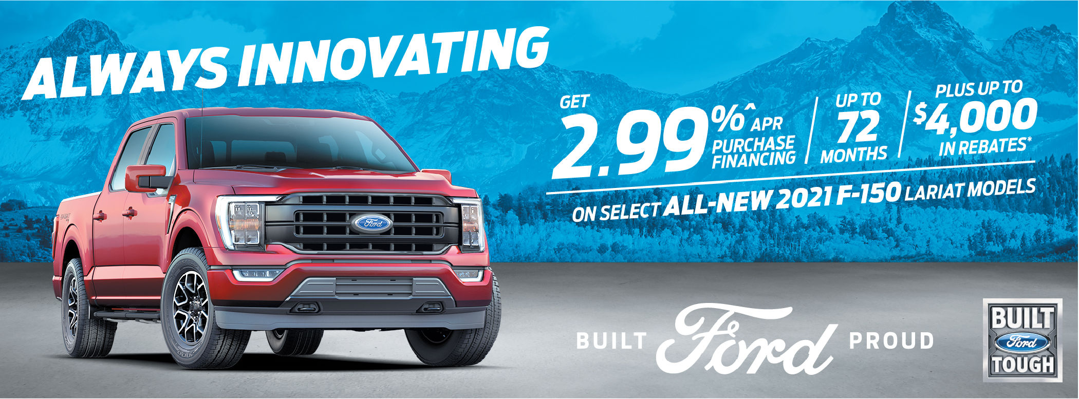 f-150 ford 2021